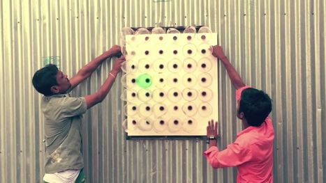 These DIY Eco-Friendly 'Air Conditioners' Are Cooling Down Bangladesh | The Jazz of Innovation | Scoop.it