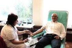 Primátorská kvapka krvi aj s primátorom Popradu | Poprad Tatry | Scoop.it