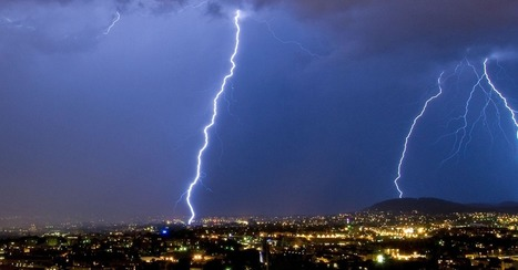 Severe Thunderstorms Could Increase 40% by 2070 | anonymous activist | Scoop.it