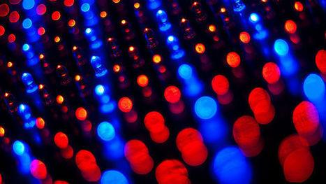 Li-Fi: cuando las luces LED se convierten en banda ancha de datos   Energia   Scoop.it