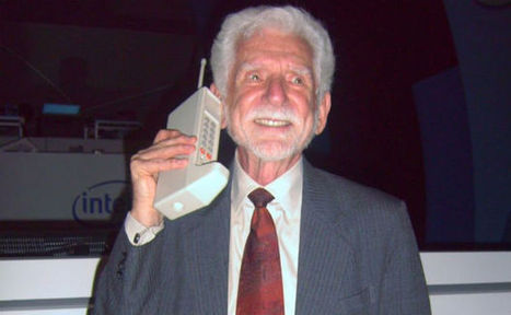 Today is the Anniversary of the First Cell Phone Call | Interests - news, sports, travel, etc. - Articles and updates that I enjoy keeping involved with. | Scoop.it