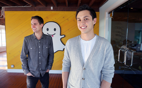 Snapchat Said in Funding Talks With Alibaba at $10b Value | Digital Publishing | Scoop.it
