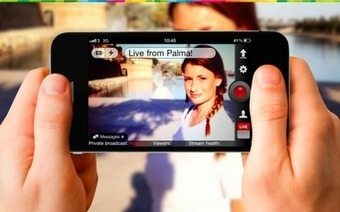 Bambuser: Introducing our beautiful new app for iOS devices | Livestreaming Ressources - How To & Best Practices | Scoop.it