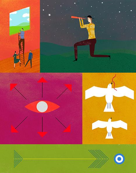 Ape on the Moon: Contemporary Illustration   Illustration, Art, Creative   Scoop.it