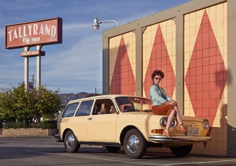 A Gorgeous Look at Car Culture in California | Design | Scoop.it