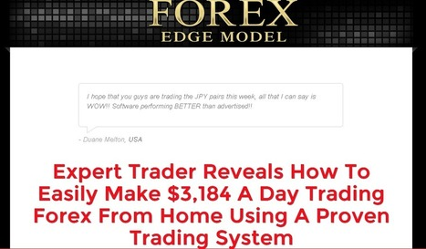 Social News Source: High Probability Forex Trading - Forex Edge Model   Best Social Media on the Web   Scoop.it