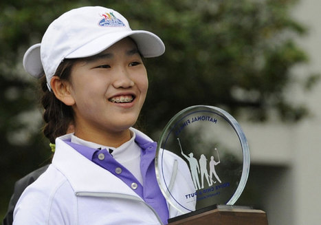 Lucy Li, 11, makes history by qualifying for U.S. Women's Open | Golf | Scoop.it