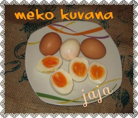 #Recept Meko kuvana jaja | Recepti i kuhinja za pocetnike [ kao ja] | Scoop.it