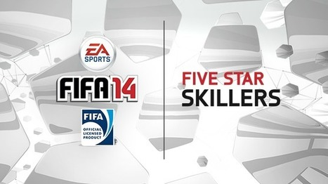 The Top 5-Star Skill Players in FIFA 14 | FIFAVZLA | Scoop.it