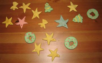 Christmas Tree Ornaments - mama smiles | Simple Christmas | Scoop.it