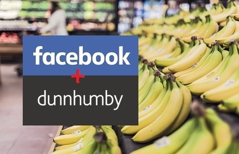 Social shopping: Facebook syncs ad data with Tesco's dunnhumby | Netimperative - latest digital marketing news | Digital Insights | Scoop.it