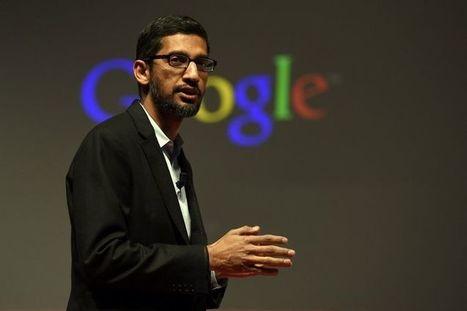 Sundar Pichai, le nouveau patron discret et surdoué de Google   Clemi - GAFA & Consorts   Scoop.it
