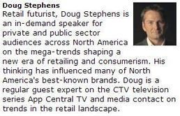 """Le futur du magasin physique"" – Doug Stephens » 