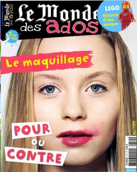 Le Monde des Ados n°314 - 1 mars 2014 | Revue de presse du CDI du Collège Langevin d'Hennebont | Scoop.it