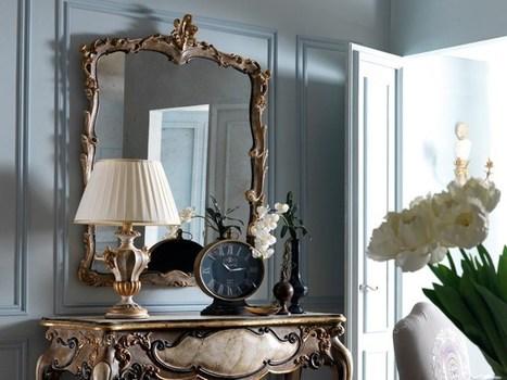 Klasik Duvar Aynaları İle Ferah Mekânlar Yaratın   Siteler Mobilya Merkezi   Scoop.it