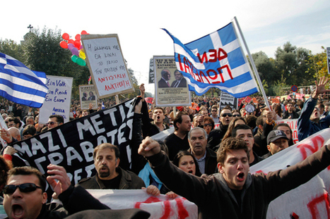 Austerity is Americanizing European labor markets | Trade unions and social activism | Scoop.it