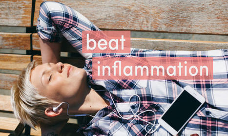 7 Ways To Reduce Chronic Inflammation That Have Nothing To Do With Diet | PCOS or Polycystic Ovarian Syndrome Awareness | Scoop.it