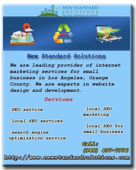 Panoramio - Photo of Explainer for SEO Services Orange County | New Standard Solutions | Scoop.it
