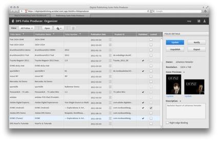 Digital Publishing Tools: Adobe Rilascia l'Aggiornamento 20   Creare Riviste Digitali Per iPad: Ultime Novità   Scoop.it
