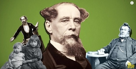An Animated Introduction to the Life & Literary Works of Charles Dickens | Litteris | Scoop.it