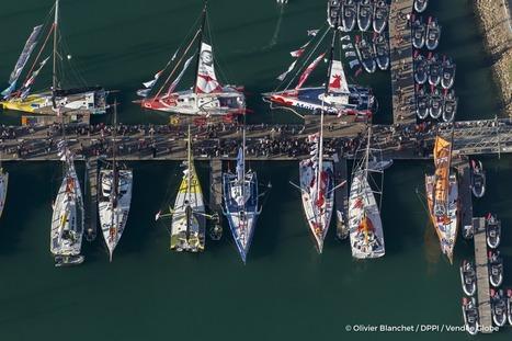 Que pensent les grands marins internationaux du Vendée Globe ?   Marine Innovation   Scoop.it