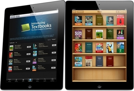 Crunching the numbers: iPads vs texbooks | Infographics in Education | Scoop.it