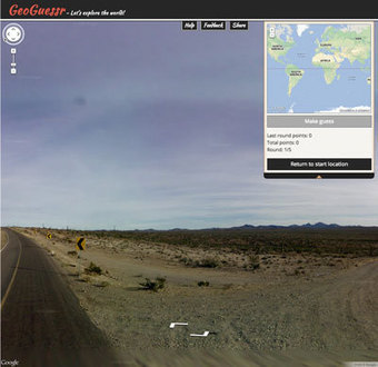 GeoGuesser : un excellent jeu de repérage basé sur Street View | Social and digital network | Scoop.it