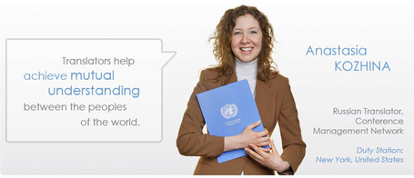UN Careers -  jobs in this network (Translators, Revisers, Editors, etc.) | Metaglossia: The Translation World | Scoop.it