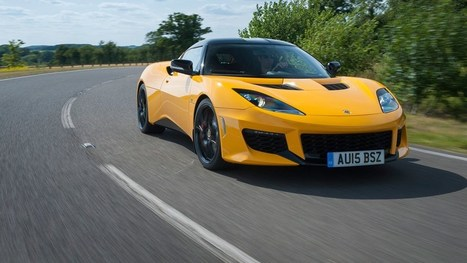 Lotus Evora 400 (2015) review | My Lotus Emotion | Scoop.it