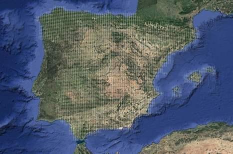 Cartografía topográfica: el ocaso de las hojas | Sistemas de Información Territorial para el Desarrollo Local | Scoop.it