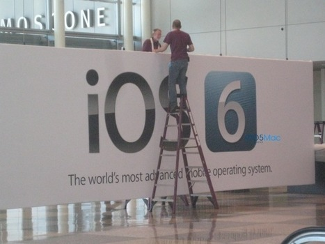 iOS 6 Logos Seen On WWDC 2012 Banners [Pictures] - iJailbreakNow | timms brand design | Scoop.it