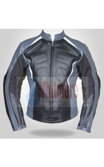 Front black & grey jackets | Have a gorgeious look Leather Jackets | Scoop.it