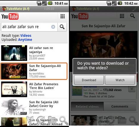 Descarga vídeos de YouTube en el móvil o tablet | AnexoM. Blog oficial de Jazztel | Las TIC y la Educación | Scoop.it