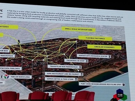 Fab City : the future of smart cities? | Tech and urban life | Scoop.it