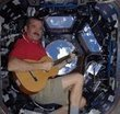 Listen To The First Song Recorded Aboard The International Space S | tunes | Scoop.it