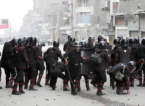 Egypt: EOHR Calls Upon Minister of Interior to Undo Police Arming Decision | Égypt-actus | Scoop.it
