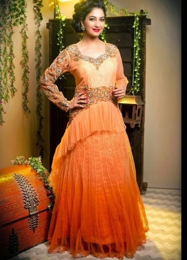 Latest patterns in gowns online | Buy Women's Clothing Online in Affordable rate | Scoop.it