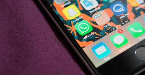 WhatsApp for web is now iOS friendly | iPhones and iThings | Scoop.it