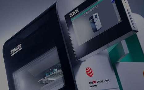 Fabrication additive- ARBURG | 3D Printing revolution | Scoop.it