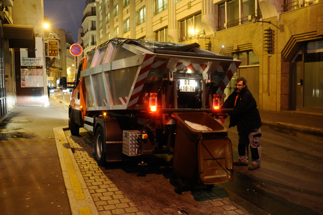 Wasted In Paris: How Coffee Fuels Recycling From Bin To Plate - Sprudge | @liminno | Scoop.it
