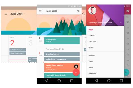 Material Design Lite | Web mobile - UI Design - Html5-CSS3 | Scoop.it