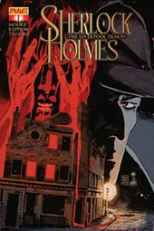 Comic Review: Sherlock Holmes: The Liverpool Demon #1   Geeks of Doom   Ladies Making Comics   Scoop.it