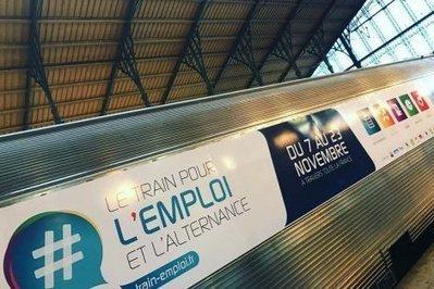Vendredi, ne ratez pas le Train pour l'emploi et l'alternance à Toulouse! | La région Occitanie, terre de succès économiques | Scoop.it
