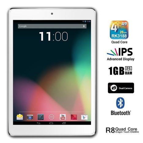 Best Reviews of Android Tablets: Dragon Touch R8 7.85 inch Google Android 4.2 Jelly Bean Quad Core IPS Tablet MID PC | Best Reviews of Android Tablets | Scoop.it