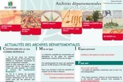 Recensements et cadastre en ligne dans le Puy-de-Dôme | Rhit Genealogie | Scoop.it
