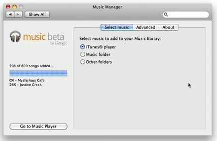 Google ouvre son service musical en bêta | Technologie Au Quotidien | Scoop.it