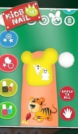 Kids Nail Art - Fun Game for Kids   Android Free Games   Scoop.it
