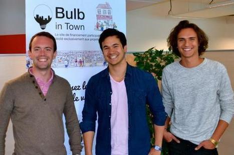 Interview : Stéphane Vromman et Alexandre Laing Co-fondateurs de Bulb in Town | Developpement Durable | Écologie et Entreprises | Scoop.it