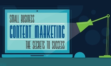 Small Business Content Marketing The Secrets To Success #infographic | Marketing de Contenidos | Scoop.it