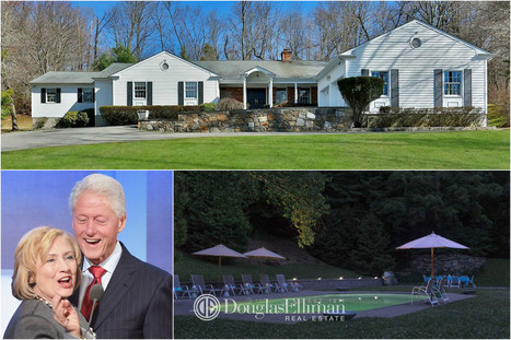 Clintons shell out $1.16M to buy house next door in Chappaqua | Global politics | Scoop.it